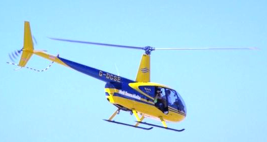 Вертолет на Мальте