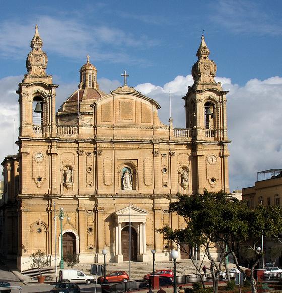 Кафедральный собор в Слиме