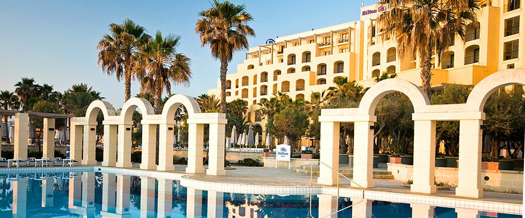 Отель Hilton Malta 5*