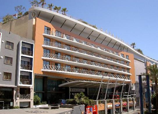Один из лучших отелей Мальты - InterContinental Malta