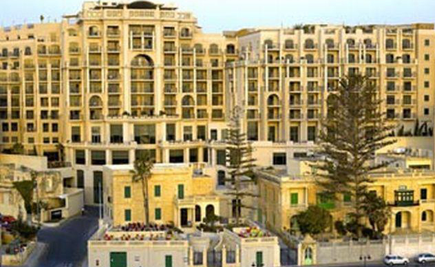 Отель Le Meridien St Julians