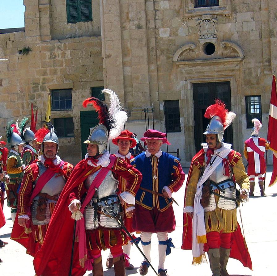 Рыцари Мальтийского ордена