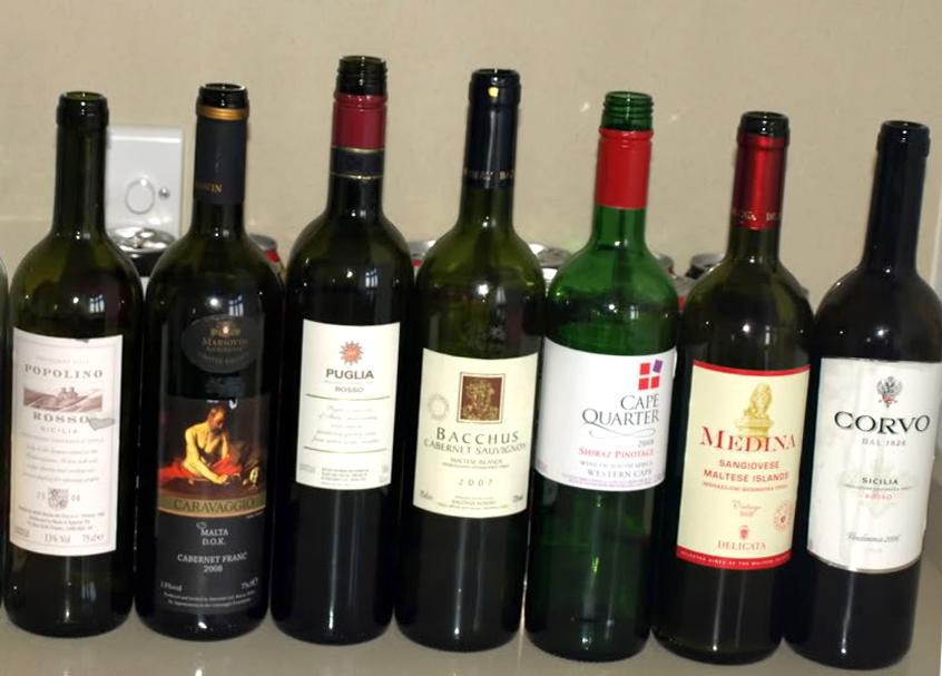 Знаменитые мальтийские вина