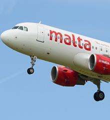 Авиакомпания Air Malta