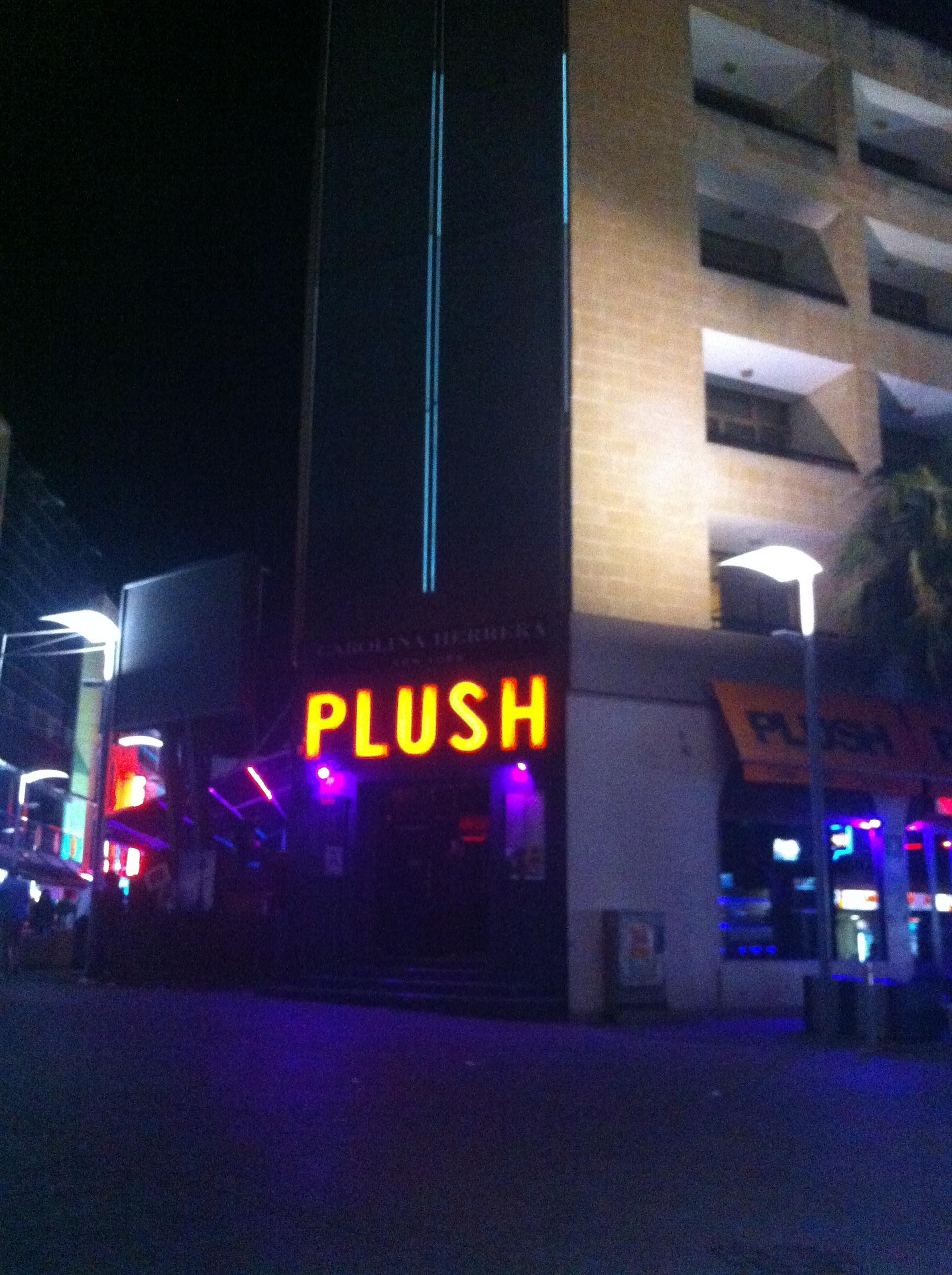 Клуб Plush