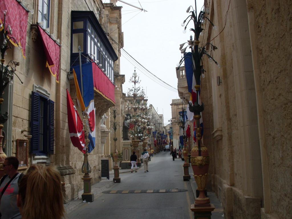 Прогулка по улочкам города