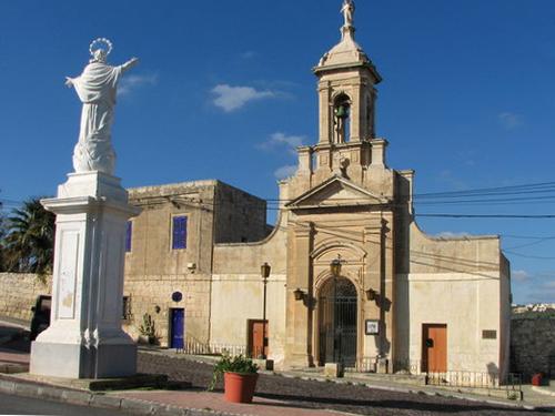 Церковь в Свики