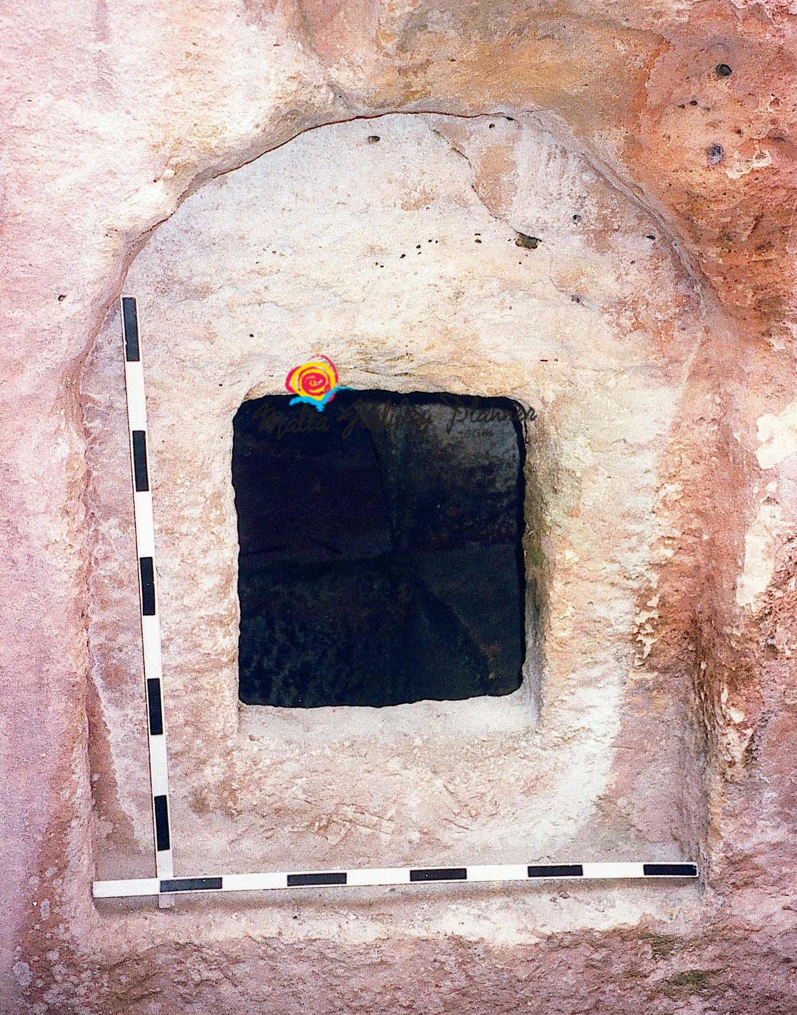 Одна из гробниц