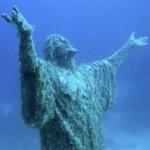 Статуя Христа на Мальте