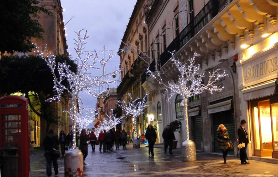 Рождественская Мальта