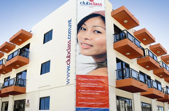 Основное здание школы ClubClass
