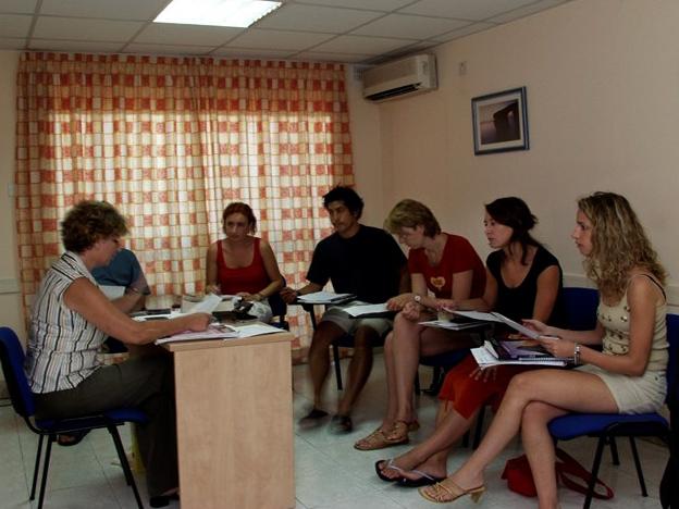 Обучение в группе