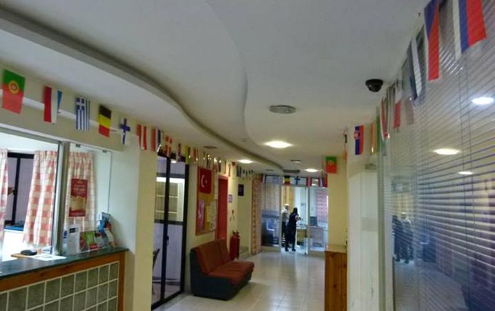 Внутри школы ClubClass
